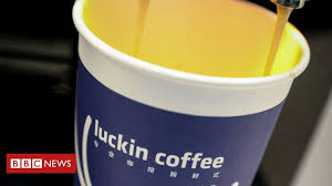 China's Luckin Coffee slumps on '<b>fake</b>' data news - BBC News