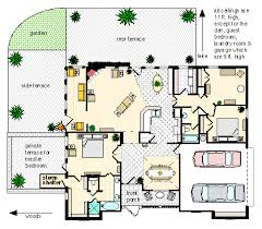 House Floor Plans With Pictures   Home and Interior Design IdeasHouse Floor Plans With Pictures