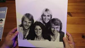 <b>ABBA Voulez Vous</b> 2 LP <b>half</b> speed master Unwrapping - YouTube