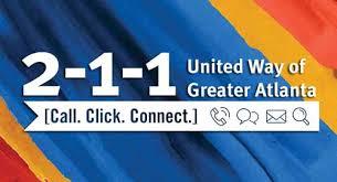 United Way of Greater Atlanta 2-1-1 Community Resource Database