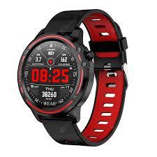 L8 <b>Smart Watch</b> IP68 Waterproof SmartWatch With ECG <b>PPG</b> Blood ...