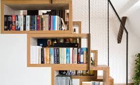 home library inspiration built in bookcases with creative designs built home library