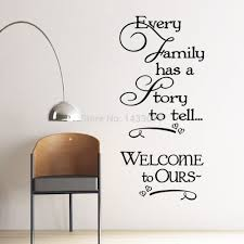 online get cheap writing family com alibaba group 2015 new family fashion design art writing anti water decorative wall decal sticker for baby