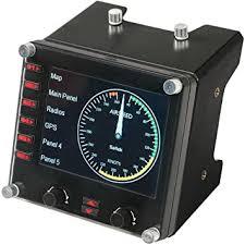 <b>Logitech G</b> Saitek PRO <b>Flight Instrument</b> Panel (945-000027 ...