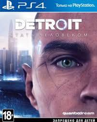 <b>Игра</b> для PS4 Detroit: Стать человеком [PS4, русская версия ...