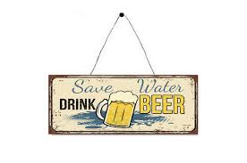<b>Save water drink beer</b> - Hanworth Timber Company Norfolk