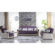 Purple Living Room Set Natural 2 Pc Living Room Set Prestige Purple D2d Furniture Store