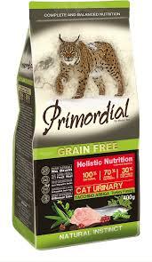 <b>Сухой корм Primordial</b> Grain Free Cat Urinary беззерновой для ...