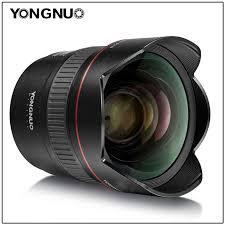 Ультраширокоугольный ультрабюджетник <b>Yongnuo YN 14mm</b> F/2.8