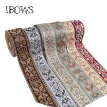 jacquard ribbon woven