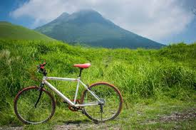 <b>Enjoy Cycling</b> tour from Mount Yufu (Yufudake)