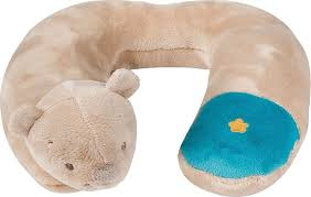 <b>Игрушка мягкая Nattou Подголовник</b> Neck pillow Mia & Basile ...