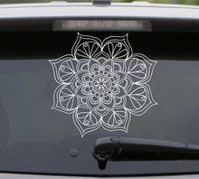 Yoga <b>Mandala</b> Flower Sticker reviews – Online shopping and ...
