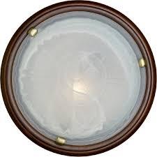 Настенно-<b>потолочный светильник Sonex</b> Lufe wood <b>136</b>/<b>K</b>