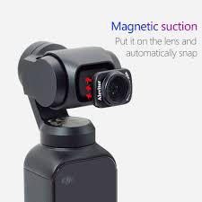 <b>Ulanzi</b> Osmo Карманный <b>широкоугольный объектив</b> для камеры ...