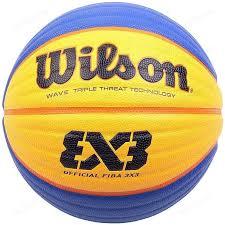 <b>Мяч баскетбольный Wilson FIBA3x3</b> Official | Совместные покупки ...