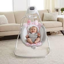 Шезлонг для новорожденных <b>BRIGHT STARTS Качели</b> Ingenuity ...
