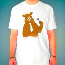 <b>Футболка</b> Медведь - <b>Bear</b> | Животные | Магазин <b>футболок</b> ...
