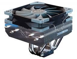 Процессорный <b>кулер Scythe Choten</b> с дизайном Top-Flow ...