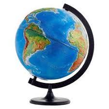 <b>Глобус физико</b>-<b>политический Глобусный мир</b> Двойная карта 320 ...
