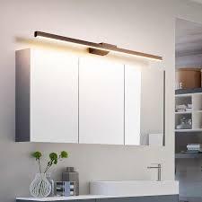 AWSIaiton <b>Brown Modern LED</b> Mirror Lights 0.4M~1.2M wall lamp ...