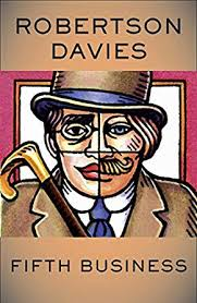 fifth business  kindle edition by robertson davies literature  this title is not currently available for purchase