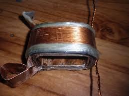 Image result for gambar spoel induktor untuk inverter las