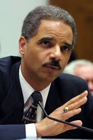 Early In March, Attorney General Eric Holder told the Senate Judiciary Committee he and his Department of Justice were, essentially, unable to prosecute ... - ericholder2436-jpg_6635_20130314-135
