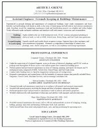 building a resume resume format pdf building a resume help build resume building resume resume sample for facilities and building maintenance grounds