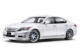<b>Накладка</b> (<b>губа) на</b> передний бампер LX-Mode для Lexus LS600h ...