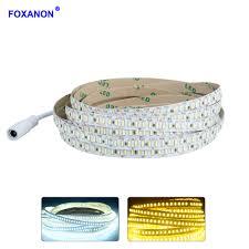 Foxanon <b>5M 4014</b> LED Strip Light 204LEDs/M DC12V Flexible LED ...