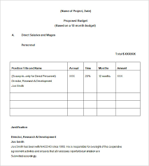 Research proposal in nursing   Experience Best Custom Essay     Sample Project Budget Proposal Free
