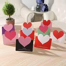 <b>10pcs</b>/set Mini Simple Creative Hollow <b>Love Word</b> Heart Greeting ...