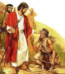 Resultado de imagen para Lucas 18,35-43