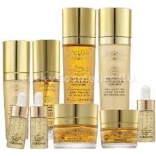 <b>Bergamo Luxury Gold</b> Set: отзывы, инструкция, состав