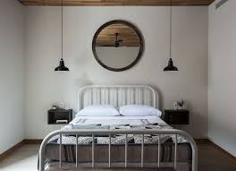 bedroom pendant lighting. pendant lamps master bedroom in cobble hill duplex by architect oliver freundlich lighting