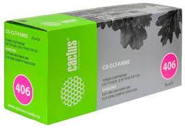 <b>Картридж cactus CS-CLT-K406S</b>, совместимый — купить по ...