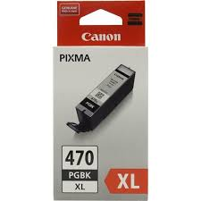 Оригинальный <b>картридж Canon PGI</b>-<b>470PGBK</b> XL (с черными ...