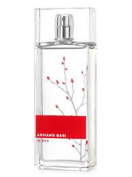In Red Armand Basi аромат — аромат для женщин 2003