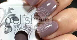 Gelish I Or-Chid You Not Swatch by Chickettes.com | Gelish Nail ...