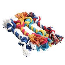 <b>1 pcs Pets</b> dogs <b>pet supplies Pet Dog Puppy</b> Cotton Chew Knot <b>Toy</b> ...