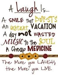 Laughter Quotes on Pinterest   Laugh Quotes, Friends and Bffs