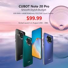 Top 5 reasons to buy <b>Cubot Note 20 Pro</b> smartphone for $99.99 ...
