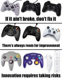 playstation meme | Funny Playstation vs. Xbox vs. Nintendo ... via Relatably.com