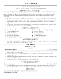 professional financial management executive templates to showcase resume templates financial management executive