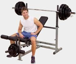 Силовая <b>скамья для жима Body</b> Solid GDIB-46L