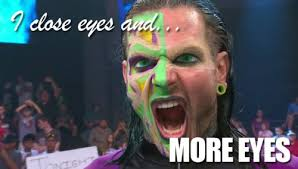 """Images Tagged """"jeff hardy"""": Page 1 - WrasslorMonkey's Wrestling ... via Relatably.com"""