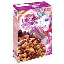 Сухие завтраки Krosby <b>Unicorn</b> rings - «И снова единороги!   Ещё ...