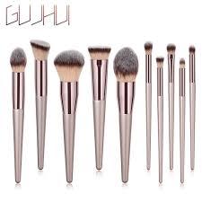 <b>25 Pcs</b>/<b>Set</b> Soft Nylon Hair <b>Makeup Brushes</b> Kit Eyes Face <b>Powder</b> ...