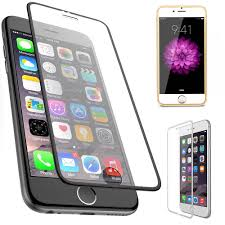 Full Coverage <b>HD Tempered</b> Glass Film <b>Screen Protector</b> for iPhone ...